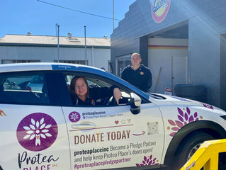 Liebke Tyres become Protea Place Pledge Partners