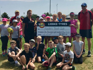 Roosters Touch Club touched by Generous Donation