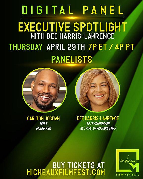 Executive Spotlight w_Dee Harris-Lawrenc