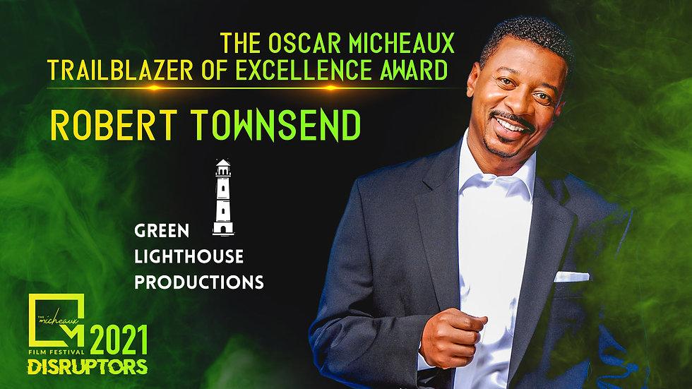Trailblazer of Excellence - Robert Towns