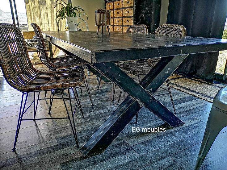 Table industrielle ref390