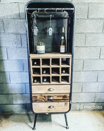 Meuble cave à vin réf004