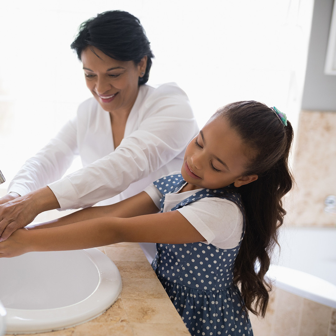Handwashing hygiene NWHRHC
