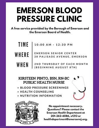 Emerson Blood Pressure Clinic