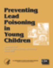 Preventng Lead Poisoning in Young Children