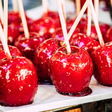 candy apples NWBRHC