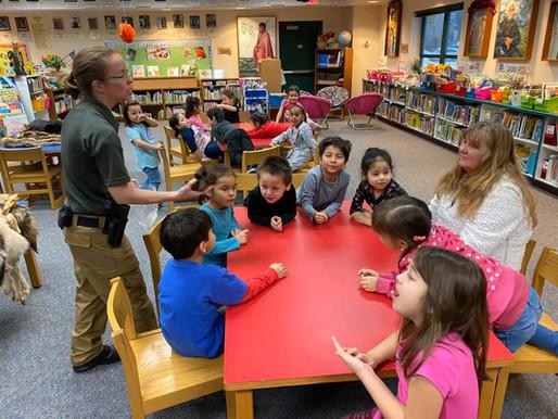 LCO Ojibwe School Holds Week of Treaty Day Activities