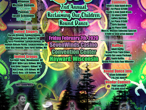 Second Round Dance to Take Place at Sevenwinds Casino