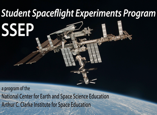 Students need your vote on Space Flight Mission button design contest