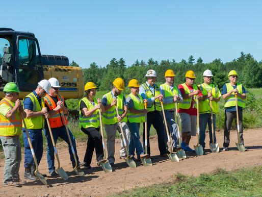 Public Works Director Explains New Treatment Plant