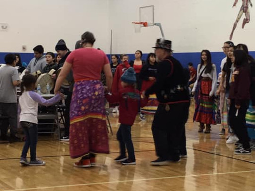 Boys and Girls Club Holds First Annual Round Dance