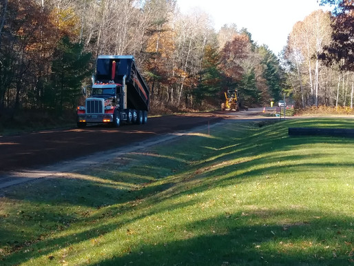 Trepania Road Getting a Much Needed Facelift