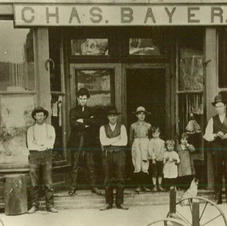 Chas. Bayer Store 1883