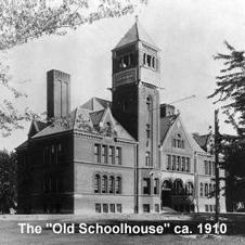 Old Schoolhouse 1910