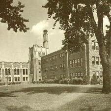 Perrysburg High School 1955