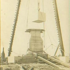 Fort Meigs Monument 1908