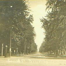 Second Street 1911