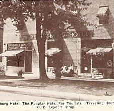 Perrysburg Hotel 1936