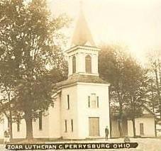 Zoar Lutheran Church 1900
