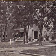 Rheinfrank Hospital 1917