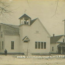 Evangelical Church E. Second Street 1910