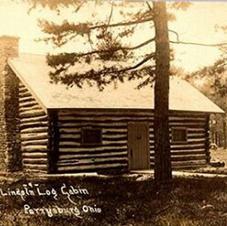 Log Cabin in Perrysburg