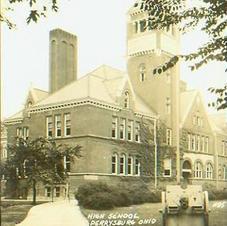 Perrysburg High School 1897