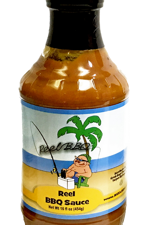 Reel BBQ Sauce