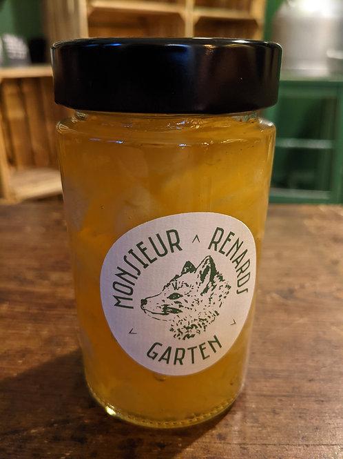 Apfel-Calvados-Konfitüre