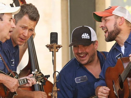 Spend the 4th of July with SCHLITZ CREEK BLUEGRASS!