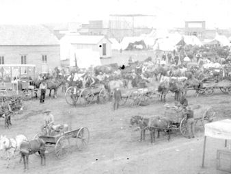 Early Guthrie Oklahoma
