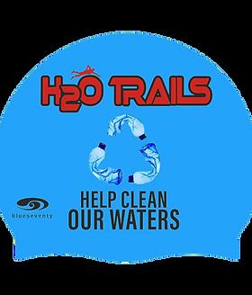 Help Clean Our Waters Swim Cap