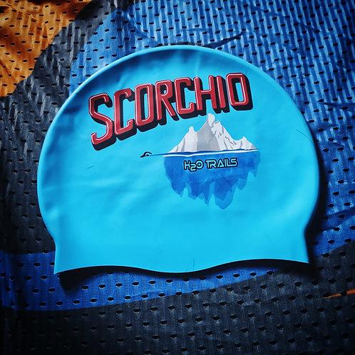 Scorchio Silicone Winter Swim Hat