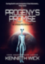 Progeny's Promise by Kenneth Wick- Thril