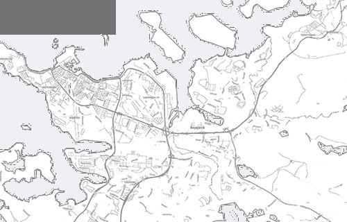 Fasteigaverð - Kort Rekjavík