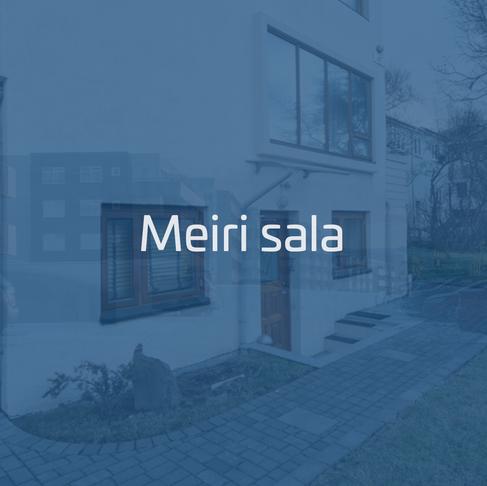 Sala á sérbýli 37,7% meiri en fyrir ári