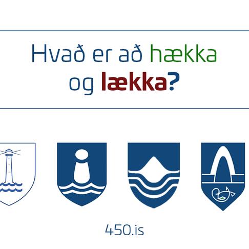 Hækkanir og lækkanir - September