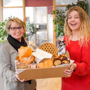 Soffía sturludóttir og Helen Sigurðardóttir fasteignasali