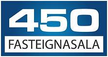 450 Fasteignasala
