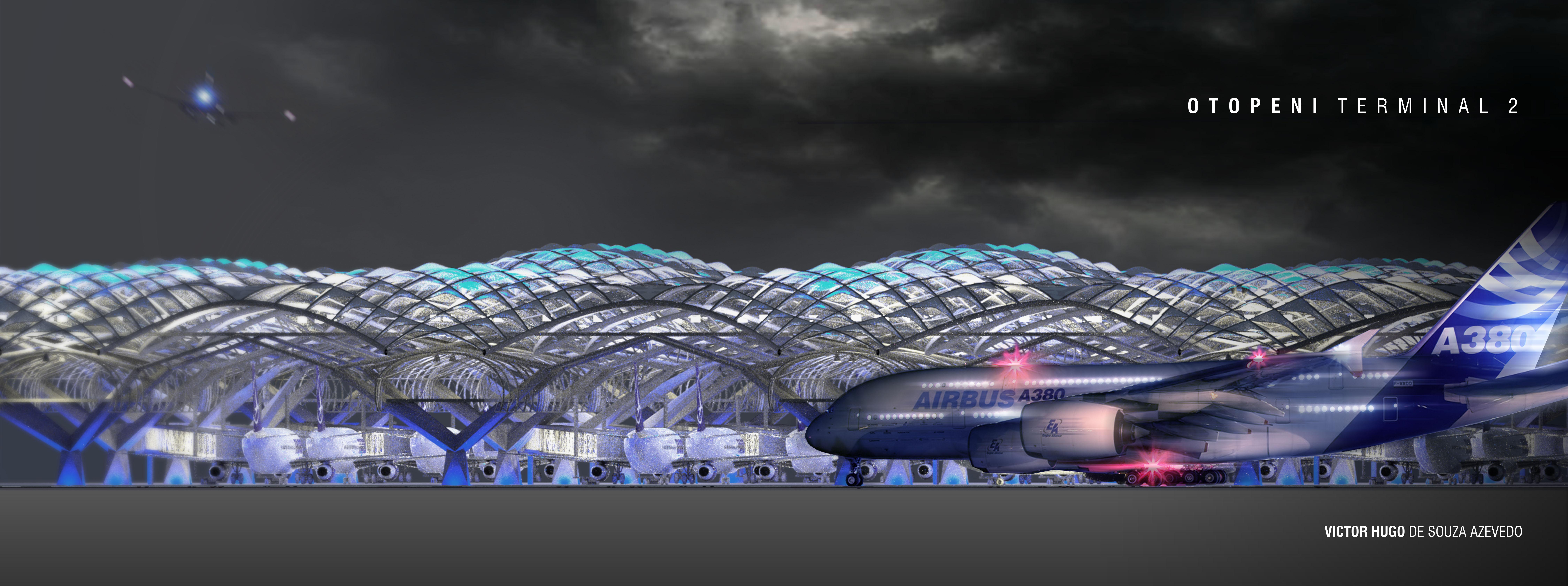 Otopeni Terminal 2