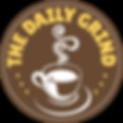 Daily Grind Cafe logo