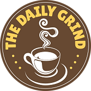 Daily Grind Cafe logo
