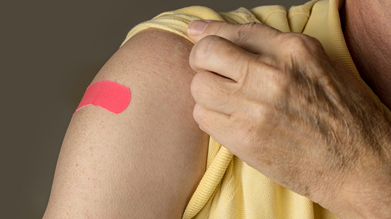No flu shot clinics this year