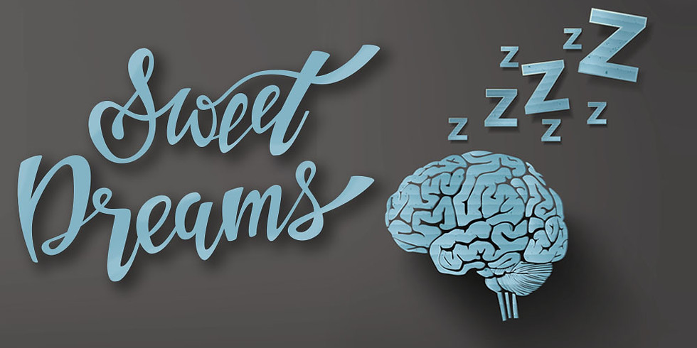 Lunch & Learn: Sweet dreams can boost your mental health