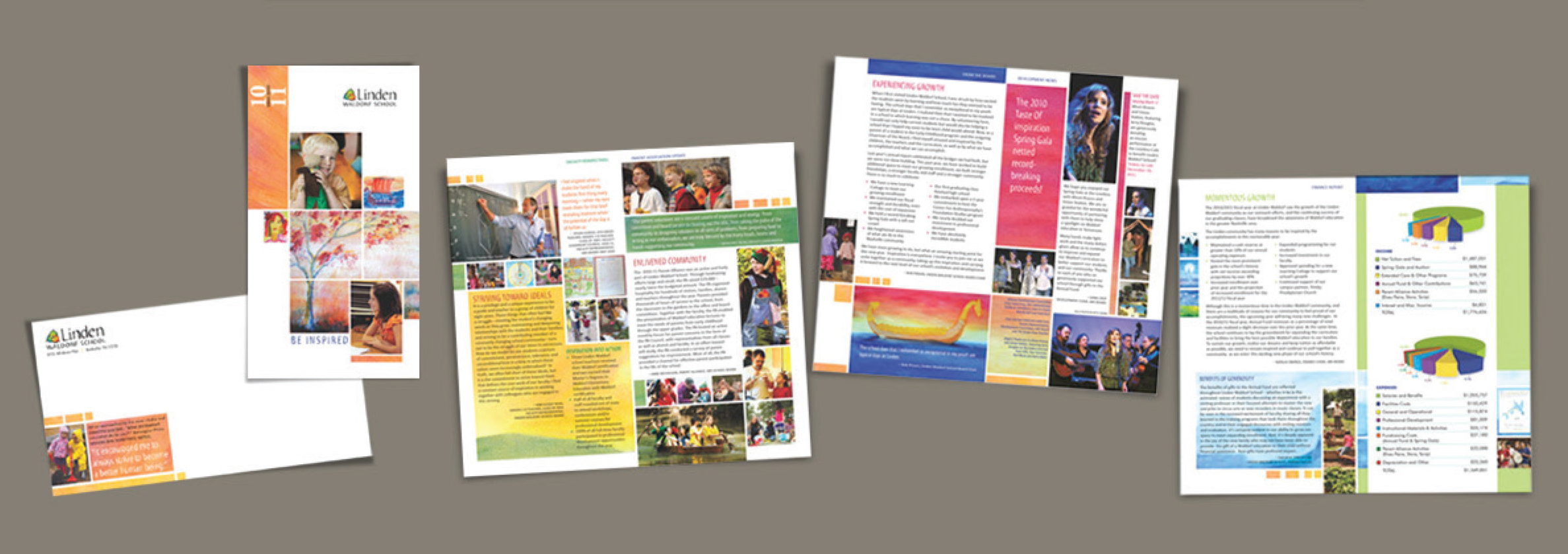 Annual Report Booklet