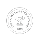 Cigna Well-Being Award 2019 logo