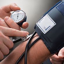 image of blood pressure cuff