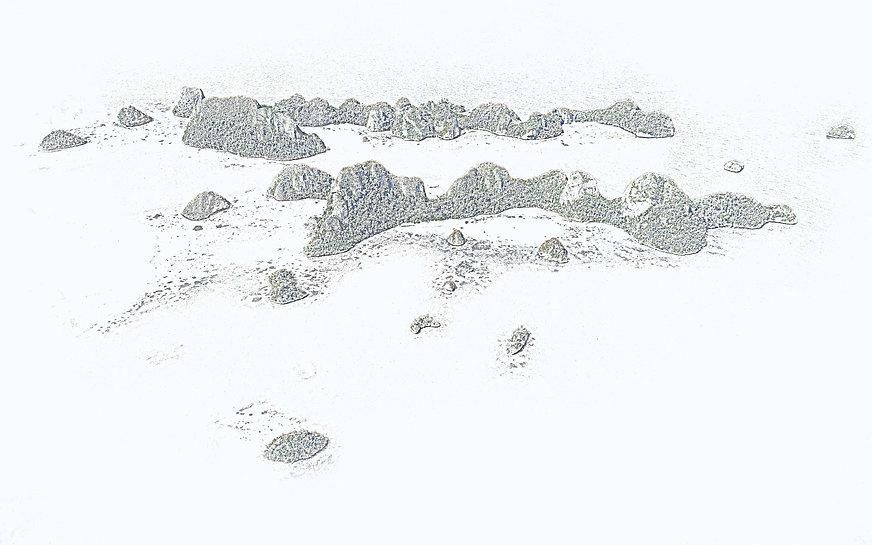 Sketch of Wayag in Raja Ampat.jpg