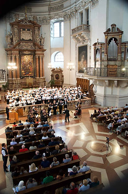 Salzburger Dom Mozart-Messe