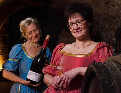 Charaktere - Frauen und Wein Göttingen 2019